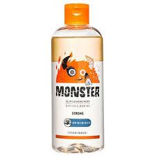 ETUDE HOUSE <b>Двухфазная очищающая вода</b> Monster Oil ...