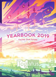 Gritty Growth Chart Flyers Togatus Yearbook 2019 By Togatus Issuu