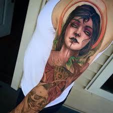 стиль татуировки нео традишинал эскизы татурф
