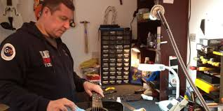 Guitar Technician Deptford John Guitar Technician And Lecturer Creative Cultural