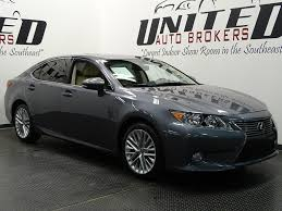 2013 Used Lexus ES 350 4dr Sedan at United Auto Brokers Serving ...