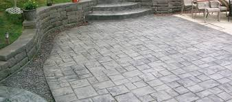 stained stamped concrete patio. Stamped Concrete Tri County Unlimited Pictures Of Patios Stained Patio A