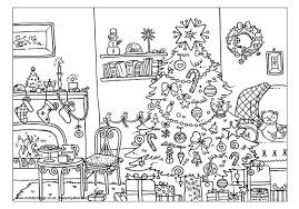 Printable Christmas Coloring Pages Pdf Fun For Christmas Halloween