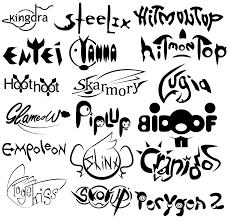 手描きのイラストやロゴをトレースします子供の落書きもトレースすれば素敵なアート作品に