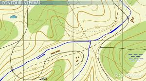 What Is A Topographic Map Definition Features