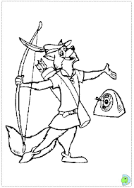 Small Picture New Disney Robin Hood Coloring Pages 16 For Picture Coloring Page