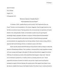 example of a rhetorical essay running head rhetorical lee bullockwrd111 example of a rhetorical essay 1