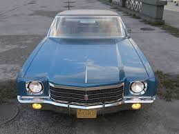 Chevrolet monte Carlo 1970 3d Model Sedan Carlo 3ds max fbx c4d ...