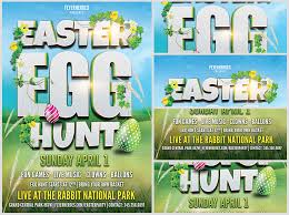 Easter Party Flyer Template V7 - Flyerheroes