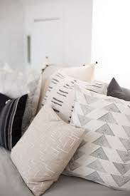 Co-founder's Scandinavian-Inspired Apartment. Neutral PillowsGrey Throw ...