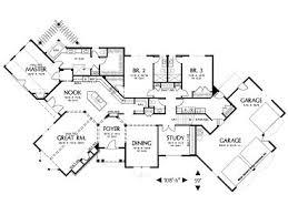 plan 034h 0199 find unique house plans, home plans and floor Bungalow House Plans With Garage 1st floor plan bungalow home plans with garage