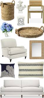 stylish coastal living rooms ideas e2. CHIC COASTAL LIVING: BEACH HOUSE DESIGN // SOMETHING\u0027S GOTTA GIVE PART 2 Stylish Coastal Living Rooms Ideas E2 G