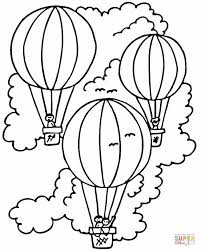 Small Picture Hot Air Balloons coloring pages Free Coloring Pages