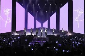 Citi Field Seating Chart Concert Bts Newsmaker Bts Dazzles New York With History Making Stadium