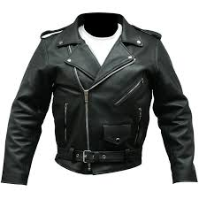 spada classic cruiser leather motorcycle jacket out of stock