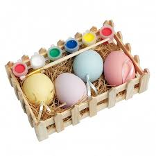 paint your own easter egg kit