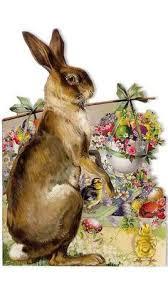 22 Vintage Easter Bunnies ideas   vintage easter, easter, vintage easter  cards