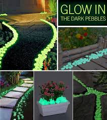 diy diy home good ideas for you glow in the dark pebbles stones for diy mint green living blue street style socialbliss