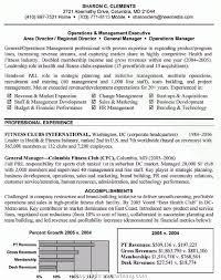 Print Good General Manager Resume General Manager Resume For