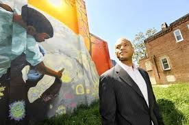 The author: When Wes Moore met Wes Moore - Baltimore Sun