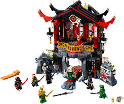 Nơi bán Lego Ninjago – Ngôi đền hồi sinh 70643 giá rẻ nhất tháng 04/2021