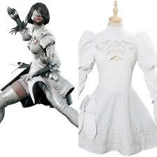 <b>Costumes</b> SoulCalibur VI NieR <b>2B</b> No.2 Type B Cosplay <b>Costume</b> ...