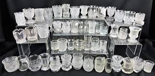 eapg clear and cut glass group