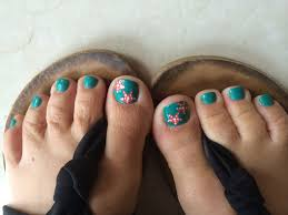 Turquoise Toe Nail Designs Starfish Toenail Design Toe Nail Designs Toe Nail Art