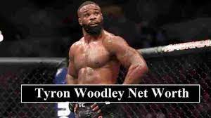 Tyron Woodley Net Worth 2020 (Purse ...