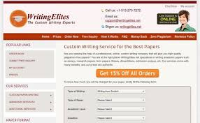 top custom writing services of  writingelites net