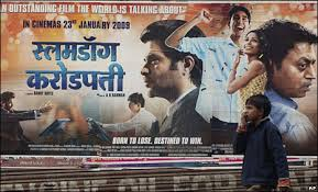 bbc news south asia why slumdog fails to move me  slumdog millionaire poster