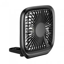 <b>Baseus Car</b> Mount Foldable Backseat Fan - Black - <b>CXZD</b>-<b>01</b> ...