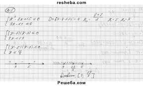 ГДЗ по алгебре для класса Ю Н Макарычев контрольная работа  ГДЗ Решебник по алгебре 9 класс Дидактические материалы Ю Н