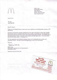 best photos of restaurant complaint letter sample customer  restaurant customer complaint letter