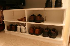 shoe organizer do it yourself home projects from ana white additional photos houzz bedroom