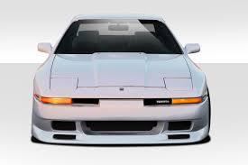 Mazda, Toyota Supra Type G Front Bumper 86 87 88 89 90 91 92