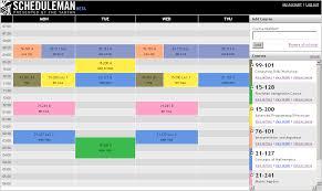 Schedule Conflict Tartan Scheduler Tutorial