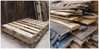Bob finally accumulated enough free pallets, and got to work. When you are  retired, your time is always free.