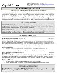 How To Write A Quality Project Manager Resume Professional Resume