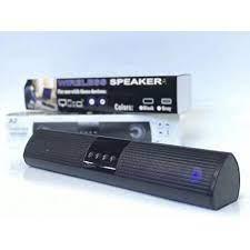 Loa bluetooth speaker A2 dáng dài 2 loa cực đỉnh - Hỗ trợ thẻ nhớ, đài FM - Loa  Bluetooth Nhãn hiệu OEM