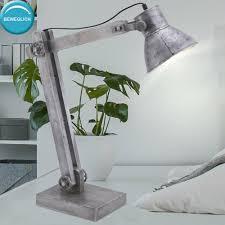 Beweglich Spot Lese Zimmer Ess Wohn Lampe Tisch Retro Höhe
