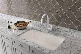 blanco diamond super single true undermount kitchen sink in white silgranit