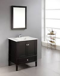30 inch black bathroom vanity. simpli home chelsea 30\ 30 inch black bathroom vanity t