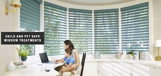 Office Window Treatments child and pet safe window treatments rc blinds & designs in 6312 by xevi.us