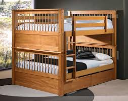 bunk bed mattress sizes. Image Of: Solid Wood King Size Bunk Bed Mattress Sizes