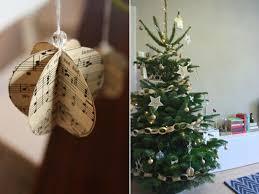 Ornamente Papier Ausschneiden Falten Baumschmuck
