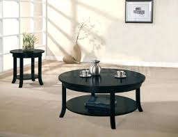 round coffee table and end tables end side coffee table set excellent black sets for living