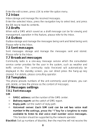 outbox | Verykool i603 User Manual ...