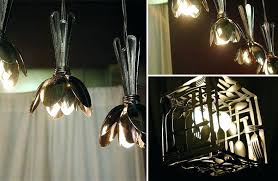 gummy bear chandelier diy super cool lamps made from recycled materials super cool lamps made