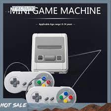 Máy Chơi Game Snes Mini Tích Hợp Sẵn 621 chính hãng 539,067đ